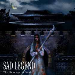 SAD LEGEND – The Revenge of Soul