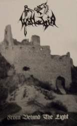 WALLACHIA - From Behind the Light TAPE