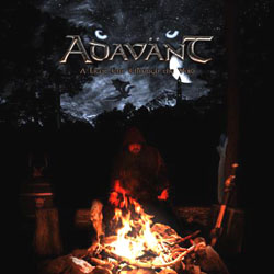 ADAVANT - A Light Cut Through the Void