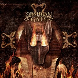 OBSIDIAN GATE - Whom the Fire Obeys