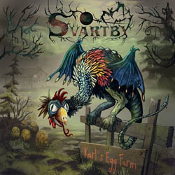 SVARTBY - Karl's Egg Farm
