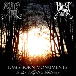 HVILE I KAOS + NORTHSONG - Tomb-born Monuments
