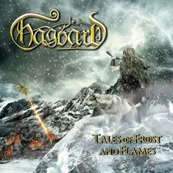 HAGBARD - Tales of Frost and Flames