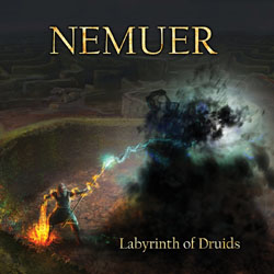 NEMUER - Labyrinth of Druids