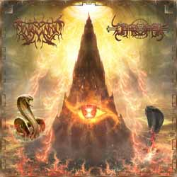 DARKESTRAH - AL-NAMROOD - splt