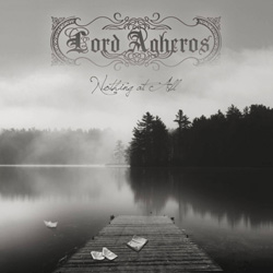 LORD AGHEROS - Nothing at All - cover